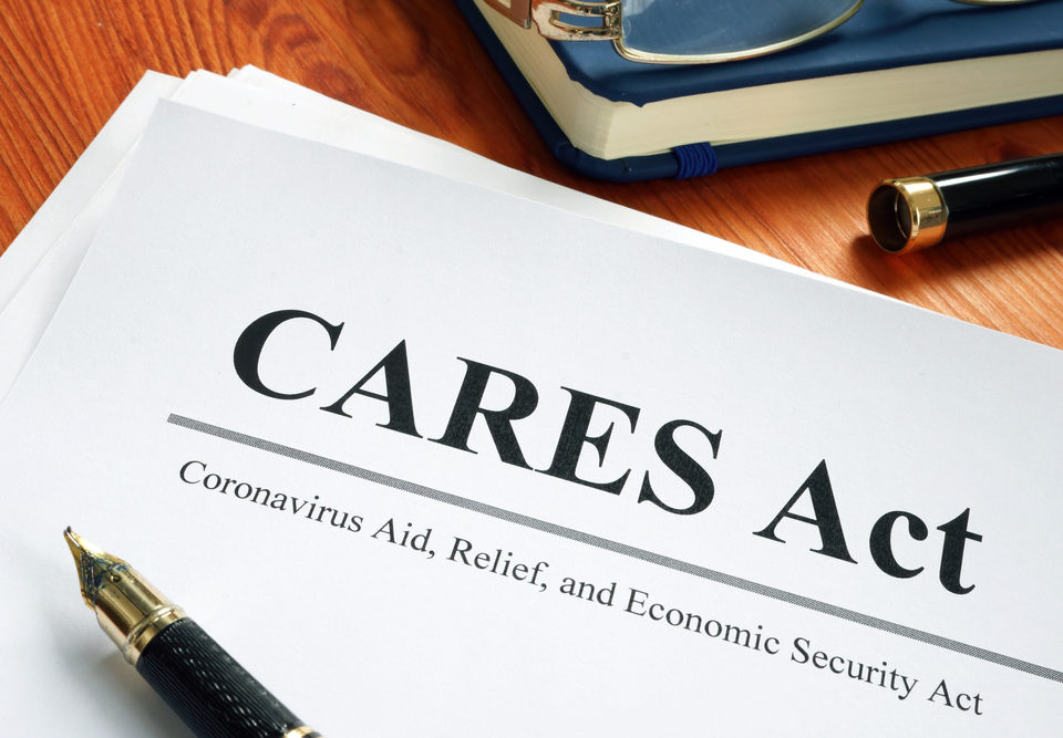 What is the CARES Act Provider Relief Fund